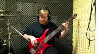 Ryan Schaefer - Bass Cover - You Wouldn't Believe by 311