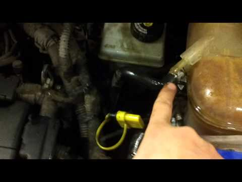 0 - Шевроле круз воздух в системе охлаждения