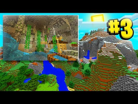 Minecraft But Were TRAPPED Underground In A SECRET Base | JeromeASF