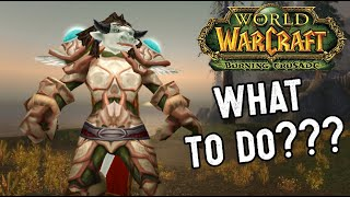 The Burning Crusade Checklist - What To Do At Max Level!