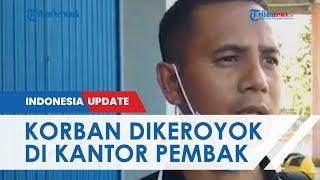 Komisioner KPU Muratara Dikeroyok Orang Tak Dikenal di Dalam Kantor Pemkab Ada 20-30 Orang