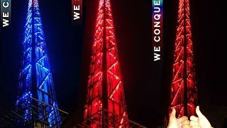 preview picture of video 'Essel World | Shot-n-Drop Ride | HD'