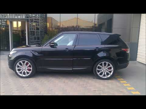 Range Rover Sport Elektrikli Basamak