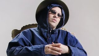 Bad Bunny Talks Growing Up In Veja Baja And Early Music Influences
