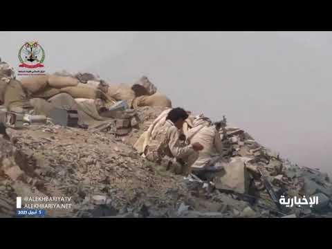 قوات الجيش اليمني تحرز تقدما في جبهة مقبنة غرب