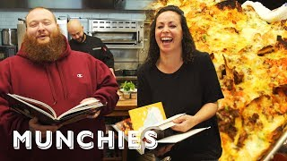 How-To Cook Action Bronson's Beef Tongue Nachos