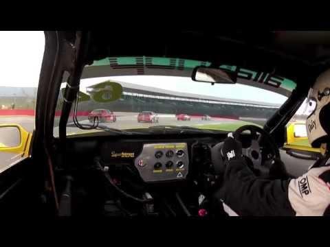 Silverstone 2013 – Race 1 – Matt Daly