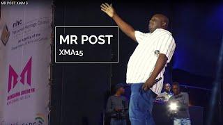 MR POST -XMA15