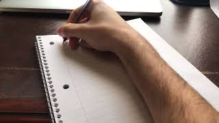 How to Successfully Write Ideas Down on a piece of paper (4K)