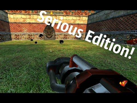 MKIII Grenade Launcher - Serious Edition (Serious Sam: Revolution)