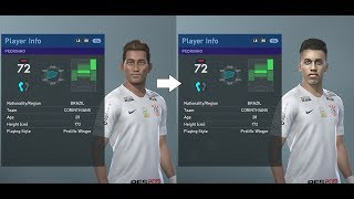 PES 2019 facepack part 7 - Other European leagues and teams
