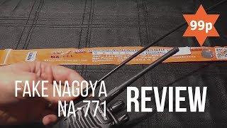 Fake Nagoya NA 771with Baofeng 888s