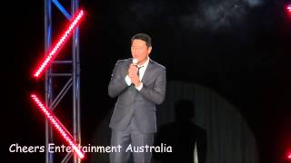 Ariel Rivera live in sydney part 2