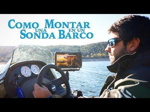 Montaje de una Sonda en un Barco | HD