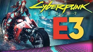 Cyberpunk 2077 - CDPR Confirmed for E3 2018 - Cyberpunk 2077 Announcement To Happen (Bold Statement)