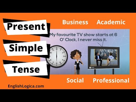 How to Use the Present Simple