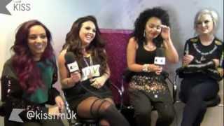 Little Mix 'DNA' Acapella at KISS FM (UK)