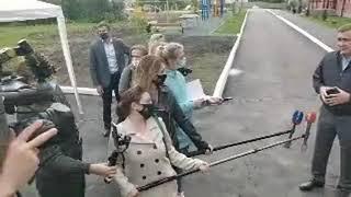 Визит Дюмина в Суворов. 16.07.2020. Прямой эфир. Продолжение