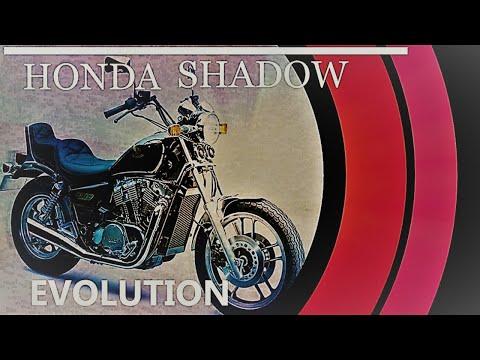 Honda Shadow Evolution