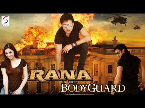 Rana The Bodyguard - South Indian Super Dubbed Action Film - Latest HD Movie 2018