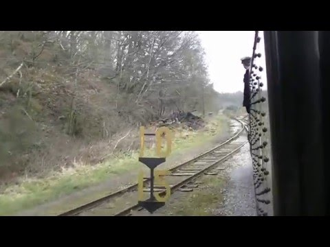 USA S160 '6046' climbs the Cauldon Lowe Branch at the Churne…