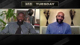 Inside the NBA Pay Tribute to Vince Carter