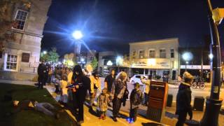 preview picture of video 'Welland Zombie Walk'