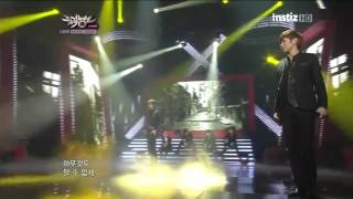 120323 BTOB (비투비)  - Imagine @ Music Bank [HOT DEBUT]