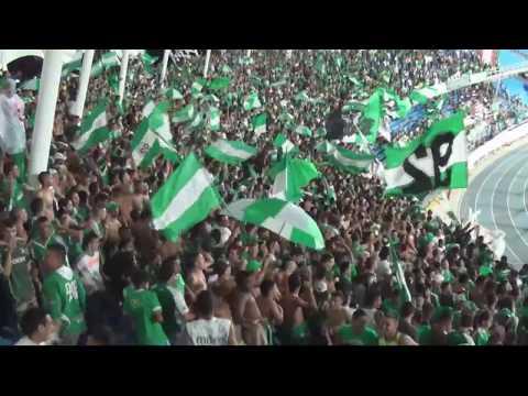 """Ultimo EX-CLASICO deportivo cali vs america | Frente radical verdiblanco Cantos | Ultras 1992"" Barra: Frente Radical Verdiblanco • Club: Deportivo Cali"