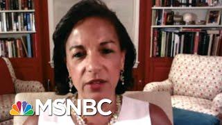 Rice: 'Makes No Sense' That Trump Wasn't Told Of Russia Bounties | Rachel Maddow | MSNBC