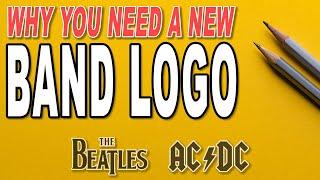 What Makes A Good Logo? | How to design a band logo