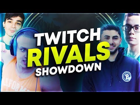 2020 TWITCH RIVALS SHOWDOWN FT. TYLER1, YASSUO AND MORE! | League of Legends