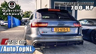 Klasen Motors | Tuning an Audi RS6 by AutoTopNL