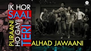 Aww Tera Happy Bday Lyrical Abcd 2 Varun Dhawan Shraddha Kapoor Sachin Jigar D Soldierz
