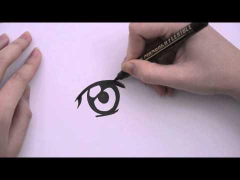 Togliere un edema di faccia e un occhio