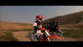 FPV desert riding 4K