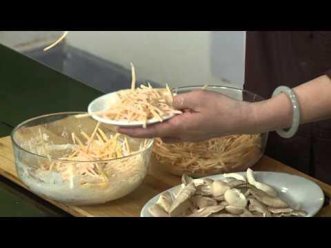 146. Bánh Nấm Bào Ngư