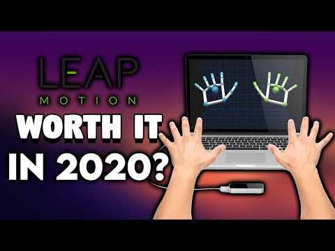 Is The Leap Motion Worth It In 2020? - Control Your Computer With Air Gestures