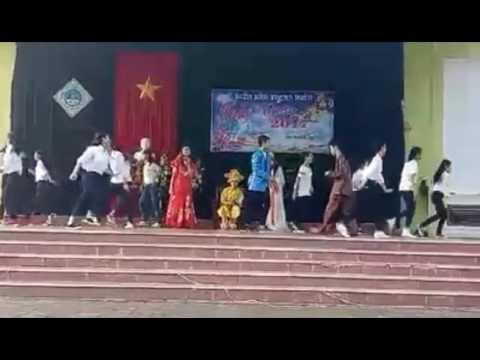 Diễn đàn - Chào Xuân 2017 - 11A11 (15-18) THPT Thị xã Quảng Trị