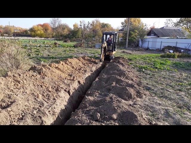 Видео1 Caterpillar 301.5