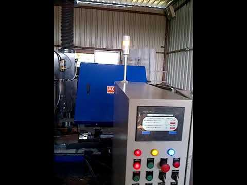ACS Double Column Metal Cutting Bandsaw Machines