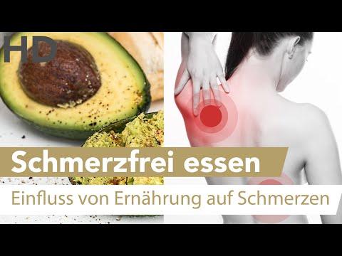 Schmerzfrei essen // Ernährung, Schmerzen, Gesundheit, Faszien