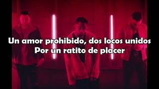 Bryant Myers X Miky Woodz Feat. J Quiles - Ganas Sobran (Letra)