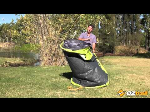 Eco Tent Series - Pack Down