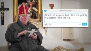 Tweets of the Rich & Famous: Pope Francis #6