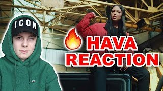 🔥HAVA   HEARTBREAKER (prod. By CAID) REACTION