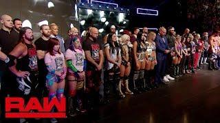 RAW: Goldberg vs. Ziggler este domingo en SummerSlam; NUEVAS Campeonas en Pareja; Otro atentado ante