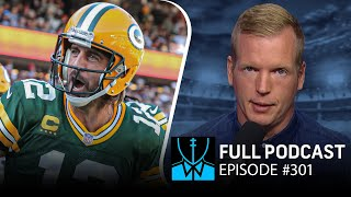 Week 6 Recap: Cowboys can win it all, Rodgers owns Bears | Chris Simms Unbuttoned (Ep. 301 FULL)
