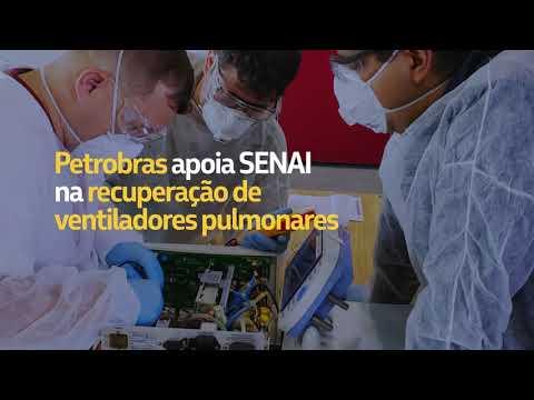 Rede de Solidariedade: Estamos juntos com Senai no esforço de combate ao coronavírus