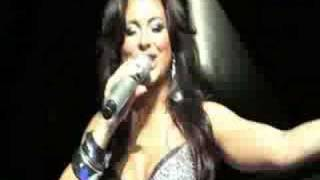 "ESC 2008 Ani Lorak sings ""Shady lady"" at the Ukrain party"